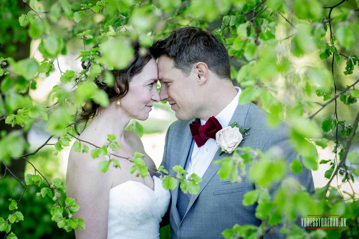 Getting married in Aarhus Denmark
